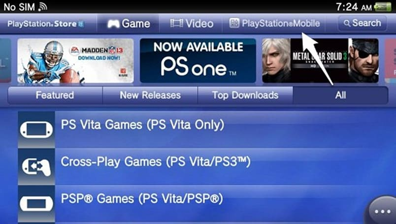 PlayStation Mobile now live on Vita and 'Certified' Android devices