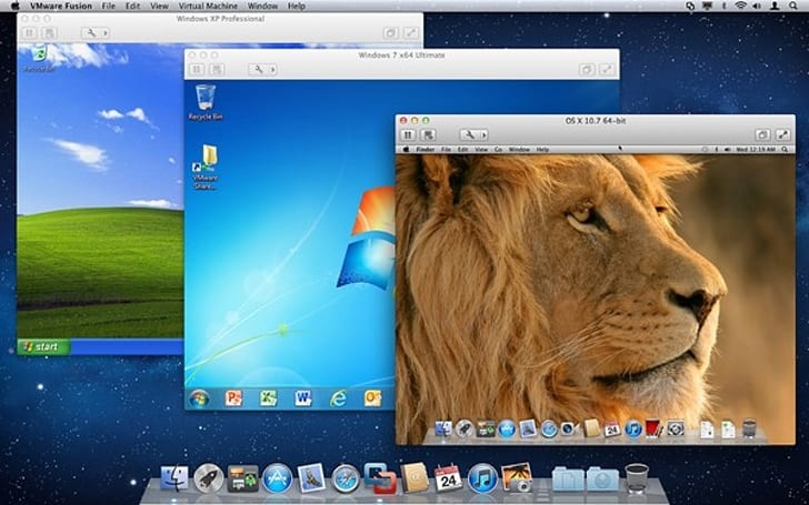 VMware Fusion 4 brings full Lion support, wants to make Windows act less like Windows