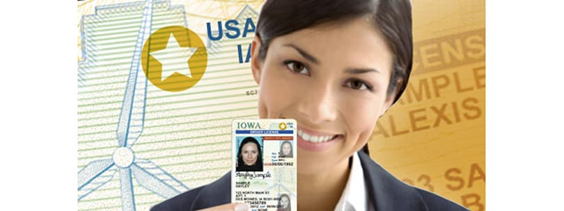 Iowa developing iPhone-based driver's licenses