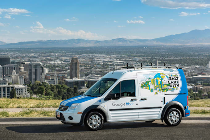 Google's high-speed Fiber internet goes live in Salt Lake City