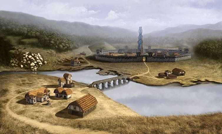 Alpha gameplay video introduces Finnish fantasy MMO WarCaster