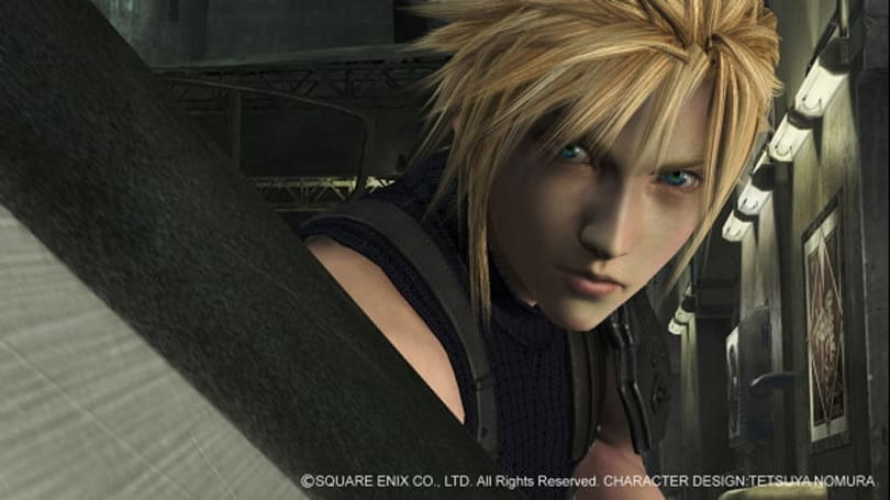 PSN release of Final Fantasy VII downloaded over 100,000 times