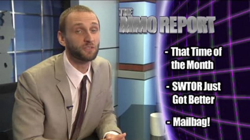 The MMO Report: Updates on updates edition
