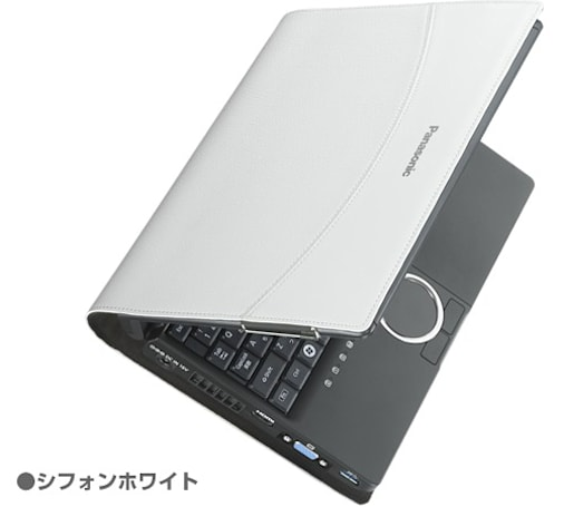 Panasonic's Let's Note J10 netbook promises over 12 hours of battery life, available now in Japan