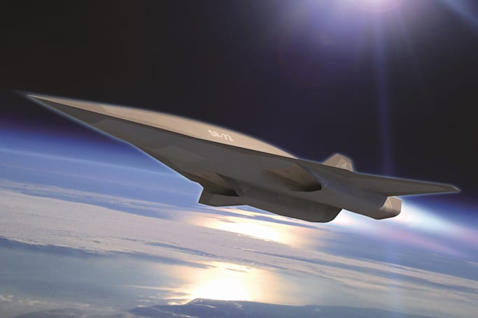 Lockheed Martin's hypersonic aircraft plans are taking shape