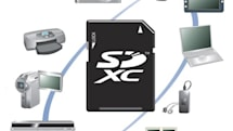 SDXC set to blow your mind next year, with 64GB capacity out of the gate