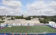 Kluges Infovideo: Die Geschichte der Erde auf einem Football-Feld