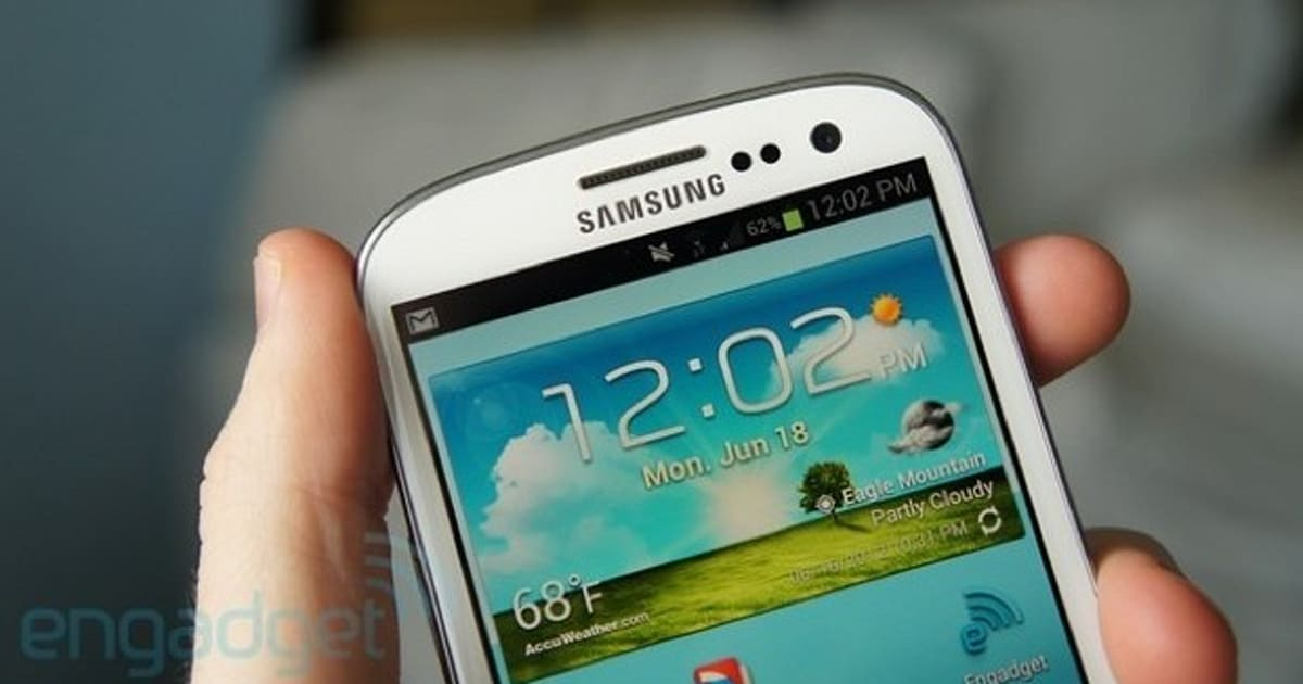 samsung pauses android 4 3 update for galaxy s iii