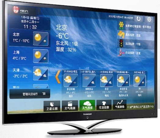 Lenovo launches four Android-powered K-series Smart TVs in China this month