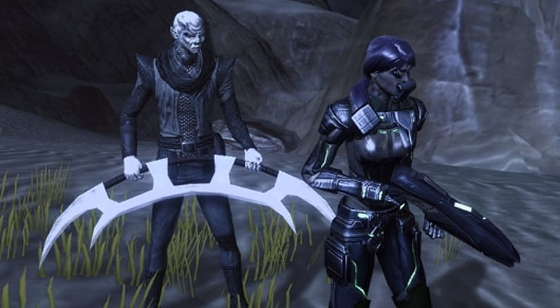 Captain's Log: A year of Star Trek Online: Legacy of Romulus