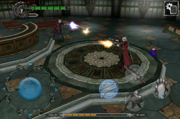 Dante slashes Devil May Cry 4 iOS price to .99