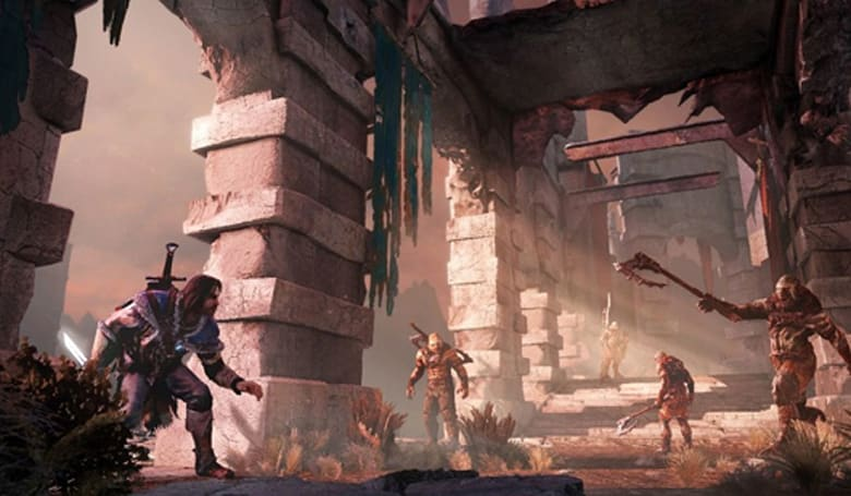Shadow of Mordor enemies less devious on Xbox 360, PS3