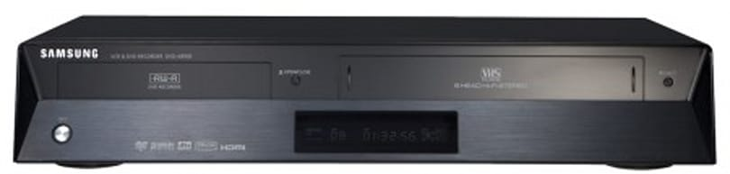 Samsung announces three new multiformat DVD recorders