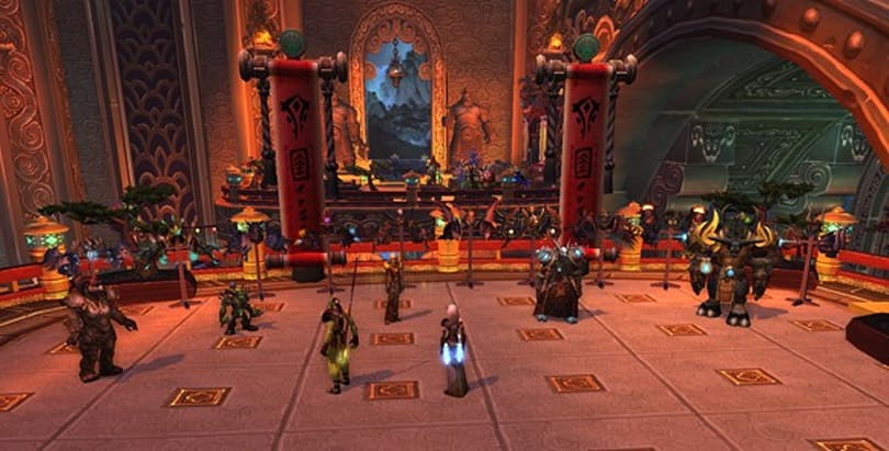 Siege of Orgrimmar Tier vendors