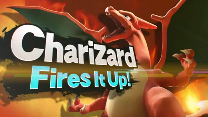 Pokemon brawl: Charizard, Greninja join Super Smash Bros. roster