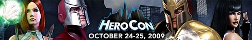 NCsoft and Paragon Studios announce HeroCon 2009 for October