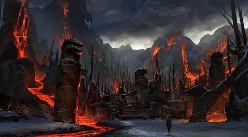 The scoop on Elder Scrolls Online's Dragonstar arena