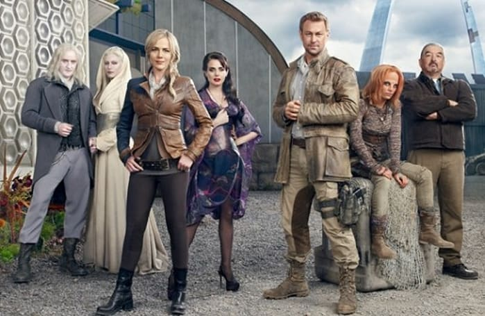 Defiance renewed for a second season