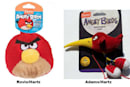 Artist sues pet toy company over Angry Birds licensing profits