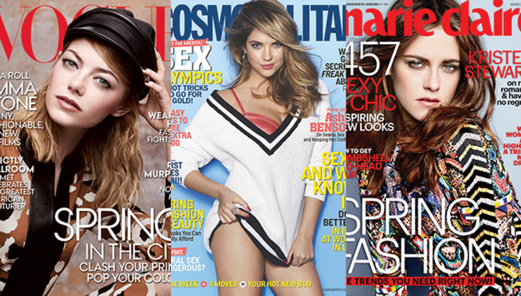 QUIZ: Which magazine should feature you on the cover?