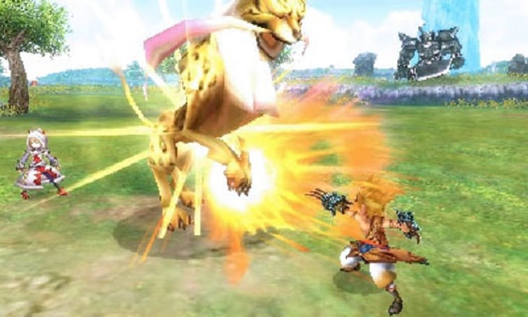 Final Fantasy Explorers sets off in Japan this winter