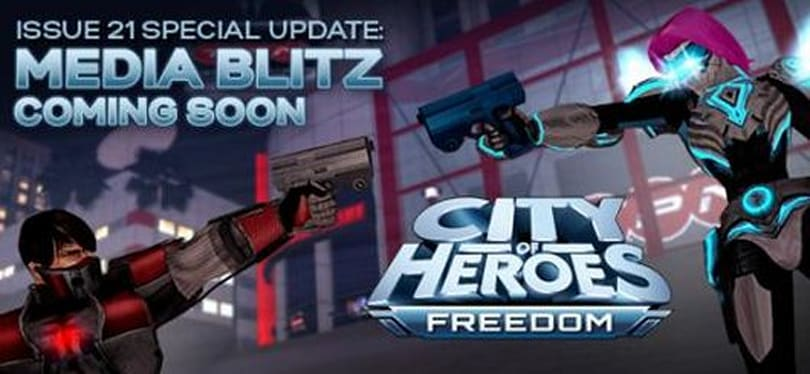 New Incarnate Trials coming with City of Heroes' Media Blitz