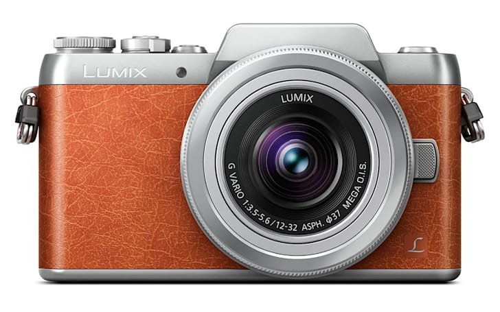 Panasonic's mirrorless selfie camera fixes your flaws