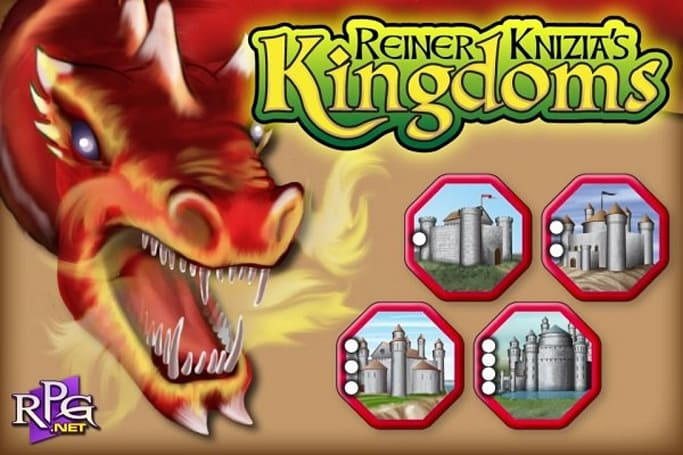 App Review: Reiner Knizia's Kingdoms