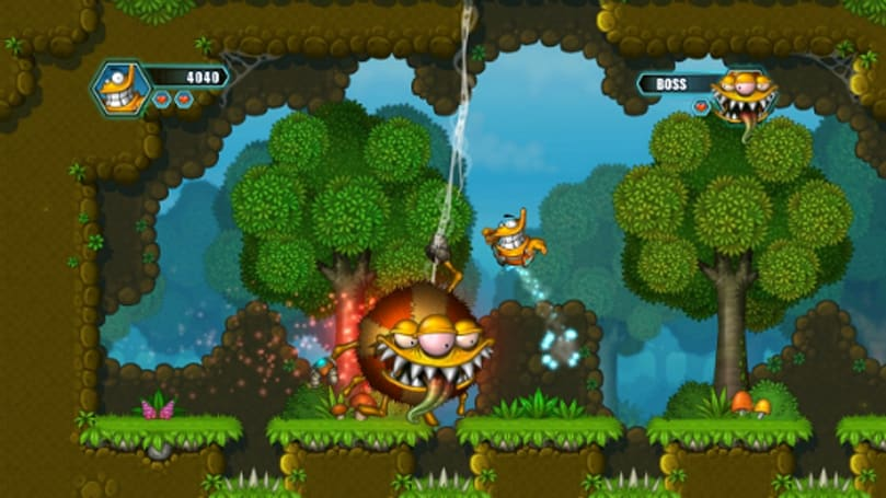 Episodic XBLIG platformer Oozi: Earth Adventure collected on Steam