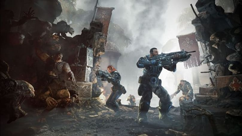 Gears of War: Judgment trailer opens up a few prizeboxes
