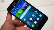 Huawei's Ascend G7 smartphone binds mid-range specs to a metal frame
