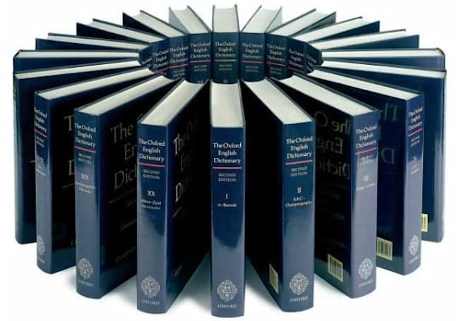 Next edition of Oxford English Dictionary may be online-only