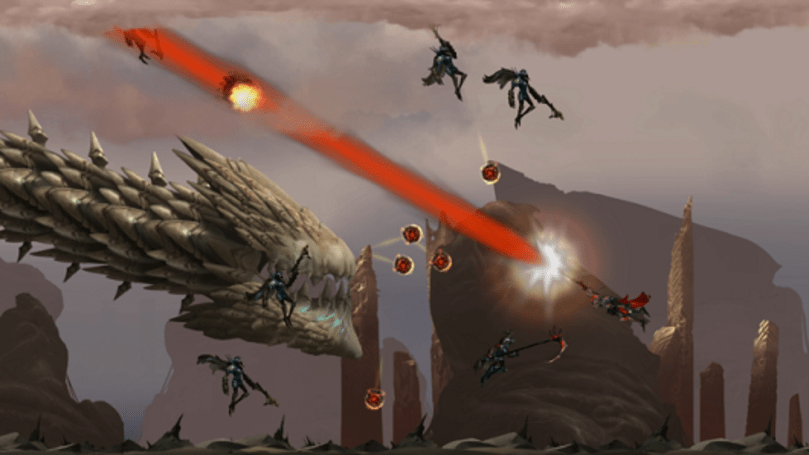 Beat and shoot-em-up in former Titanfall, God of War devs' To The Death