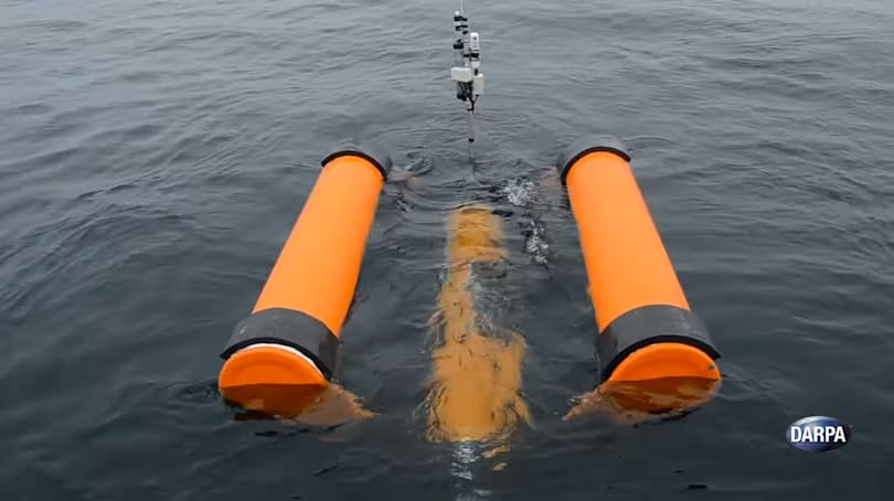 DARPA tests buoy network for fallback military comms at sea