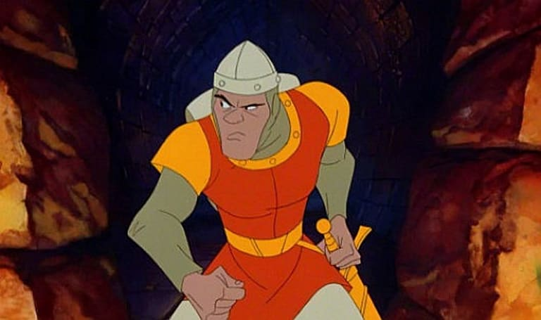 Dragon's Lair HD comes to iPad
