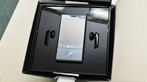 HTC Touch Diamond unboxed, packaging worthy of the phone