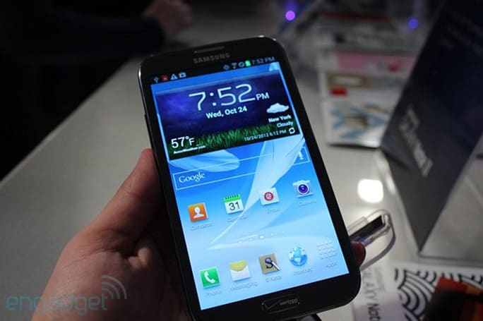 Verizon Samsung Galaxy Note II now open to pleasures of the rooted kind