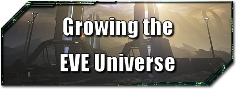 EVE Evolved: Growing the EVE Universe