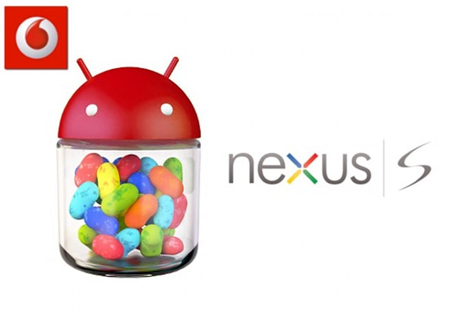 Nexus S on Vodafone Australia won't get Jelly Bean today after all