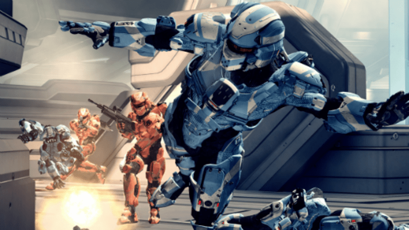 Certain Affinity developing Halo 4's Forge mode, includes gravity augmentation [Update: now with video]