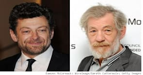 Andy Serkis and Ian McKellan Will Return to Middle Earth in 'The Hobbit'