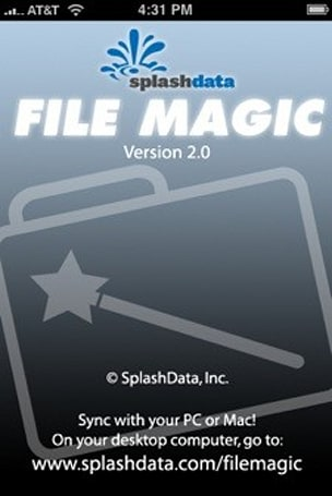 First Look: File Magic 2.0