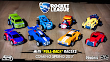 'Rocket League' cars are the new hot wheels