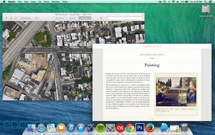 Apple OS X Mavericks 10.9 review