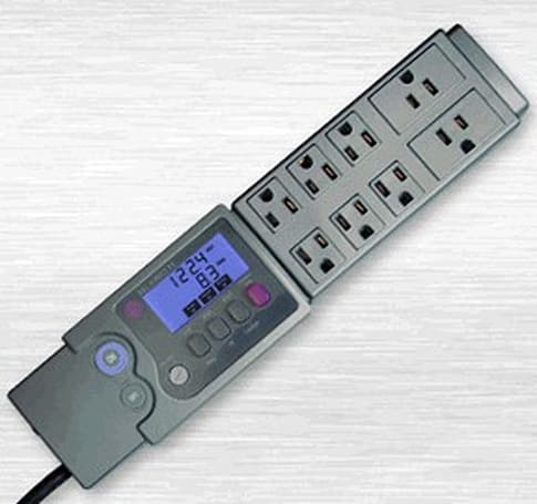 Power strip monitors your usage, makes you feel bad