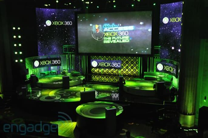 Live from Microsoft's E3 2010 keynote!