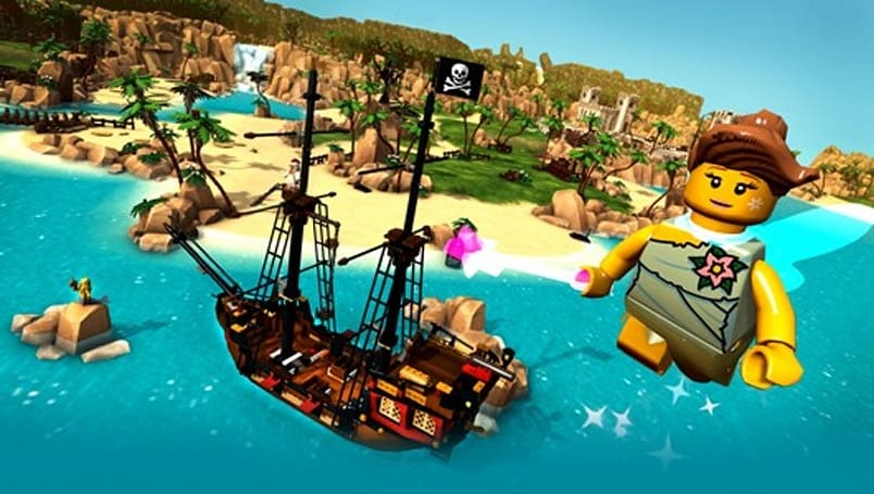 Piecing together the details of LEGO Minifigures Online with the Funcom team