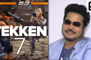 Katsuhiro Harada on Tekken 7 at E3 2016