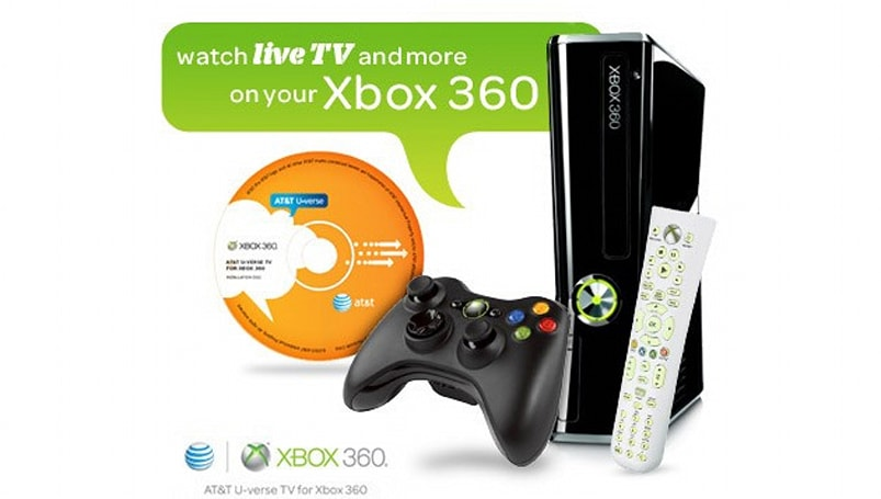 U-Verse dropping Xbox 360 receiver support after December 31st