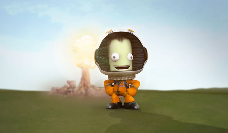 Blast off with 'Kerbal Space Program' on PlayStation 4
